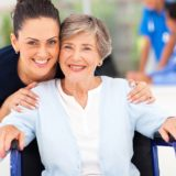 Negotiating the minefield of choosing a nursing home.